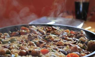 5 מתכונים נהדרים הישר מהמטבח הספרדי