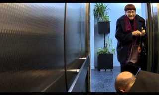 ניסוי הרצח במעלית - מדהים!