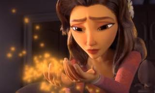 סרטון אנימציה מקסים על זיכרון, אהבה של אימא והתמודדות...