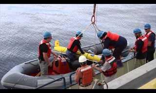 מסע מדעי מרתק בלב האוקיינוס