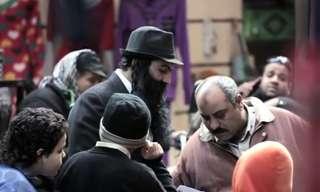 מה קורה כשיהודי מחפש בית כנסת בקהיר?