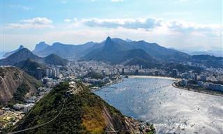 14 האתרים המומלצים לביקור בריו דה ז'נרו