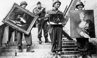 ציידי האוצרות משיבים את יצירות האומנות לבעליהן מידי הנאצים
