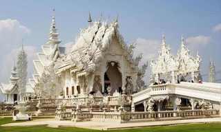 המקדש הלבן בתאילנד