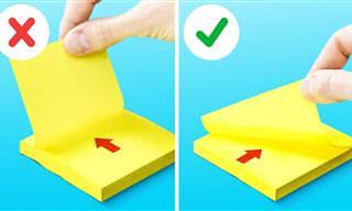 הכירו 30 טיפים שימושיים שמונעים טעויות ומשפרים את החיים!