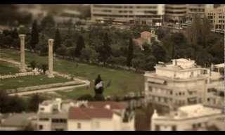 יום בחיי אתונה - אוסף תמונות נפלאות