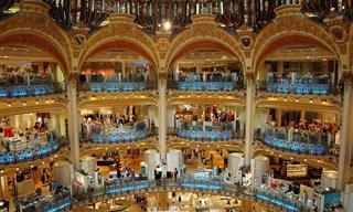 10 מרכזי הקניות המובילים בעולם