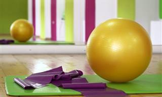 8 תרגילים שורפי שומן לירכיים שלכם