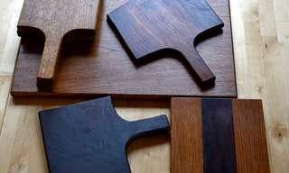 מדריך לניקוי קרש החיתוך בצורה הטובה ביותר
