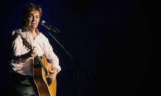 24 שירים אהובים של פול מקרטני להאזנה ישירה