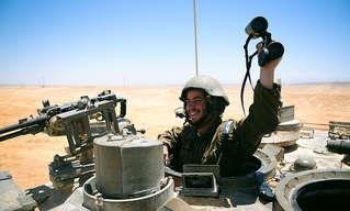 תמונות מדהימות של צבא ההגנה לישראל
