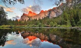 יש כמה מקומות בעולם שבהם היופי של הטבע הוא פשוט כפול ומכופל