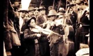 כינור העצב של יצחק חן