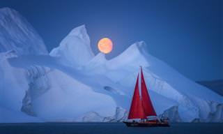18 תמונות מדהימות מגרינלנד וסביבתה