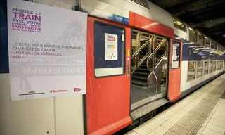 הרכבת המפוארת מפריז לארמון ורסאי