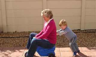 להיות סבתא