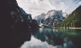 17 נופי הרים מרשימים מרחבי העולם