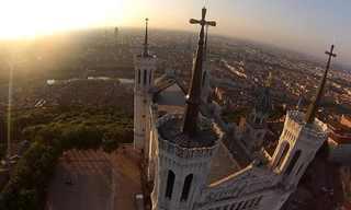 התמונות הטובות ביותר מתחרות הצילום האווירית