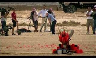 מטווח כדורי גולף בדובאי