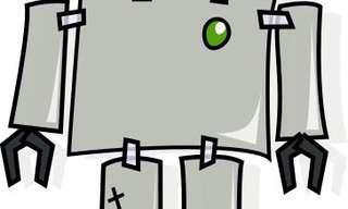 הרובוט שמגלה את האמת - בדיחה מצחיקה!