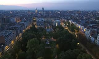 סרטון שחושף את הקסם של העיר הבלגית גנט