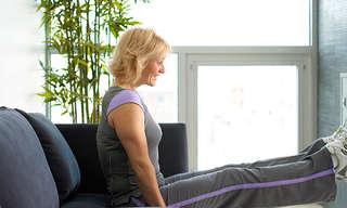 תרגילי פעילות גופנית מבלי לצאת מהבית