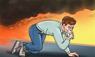 איך לשרוד 7 מצבים מסוכנים