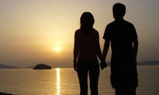 חלווה - סיפור משעשע ומרגש על זוג צעיר