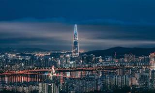 תמונות מרהיבות מהעיר סיאול, בירת דרום קוריאה