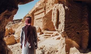 צפו בסרטון מרהיב באיכות 8K שמציג את היופי המהפנט של מדבריות ערב הסעודית