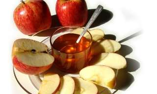 מתכון לעוגת תפוחים ודבש