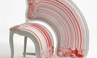לקט מדהים של כסאות מעוצבים