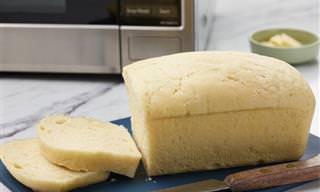 מתכון ללחם במיקרוגל