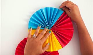 12 דרכים להוסיף כתמי צבע לכל חדר בבית