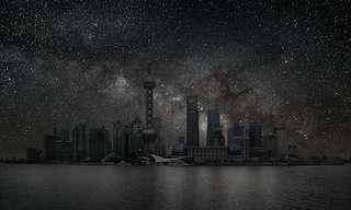 העולם ללא חשמל - תמונות מדהימות