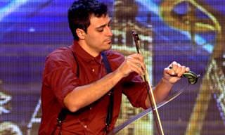 זה מסור או כינור? מופע כישרונות מרגש ומפתיע!