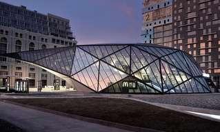 13 מהבניינים המיוחדים ביותר בגיאורגיה