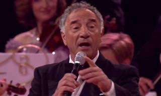 אנדרה ריו ורוקו גראנטה משלבים כוחות בדואט מוזיקלי נפלא! 🎻