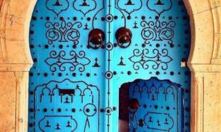 19 דלתות הכניסה היפות בעולם