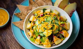 6 מתכונים לסלטים טעימים ומשביעים שתשמחו להגיש ולאכול