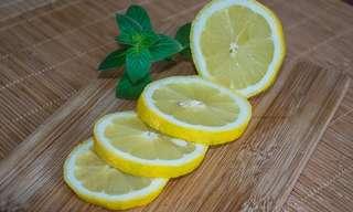 30 שימושים מבית סבתא למיץ לימון