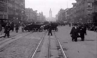 סן פרנסיסקו בשנת 1905