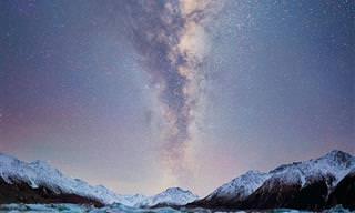 18 תמונות שמראות את כל היופי שיש לטבע להציע