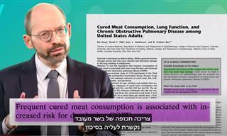 השפעת אכילת בשר מעובד על תפקוד הריאות שלנו