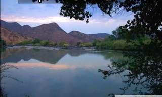 טיול בנהר קוננה ומפלי אפופה - נמיביה!
