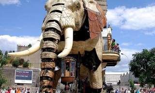 הפיל המכני - גדול!!