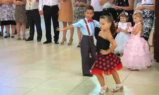 ריקוד סלוני מקסים