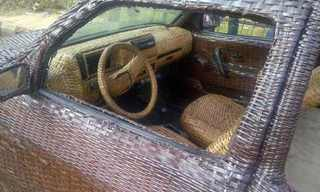 מכונית שנמצא רק בניגריה - מדהים!
