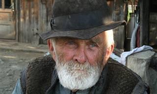 למה זקן העיירה הפסיק להתפלל?
