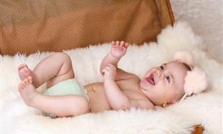 מקבץ סרטוני תינוקות מגיבים לכסף